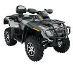 CAN-AM OUTLANDER 800R MAX LTD